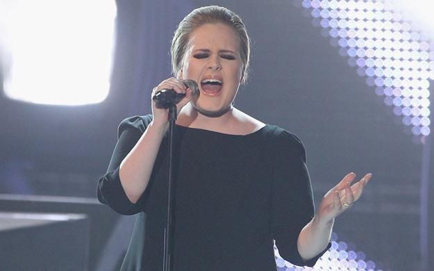 Adele jest obecnie najpopularniejszą wokalistką świata - fot. Sean Gallup /Getty Images/Flash Press Media