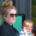 Adele już zapisała syna do college'u
