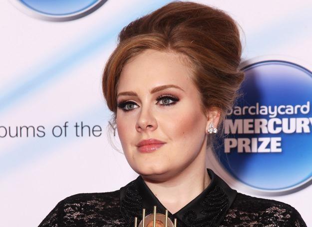 "Adele ma szanse na dwie statuetki magazynu ""Q"" - fot. Dave Hogan /Getty Images/Flash Press Media"