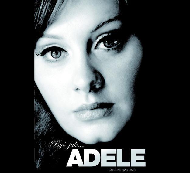 Adele na okładce biografii, która właśnie trafiła do księgarń /