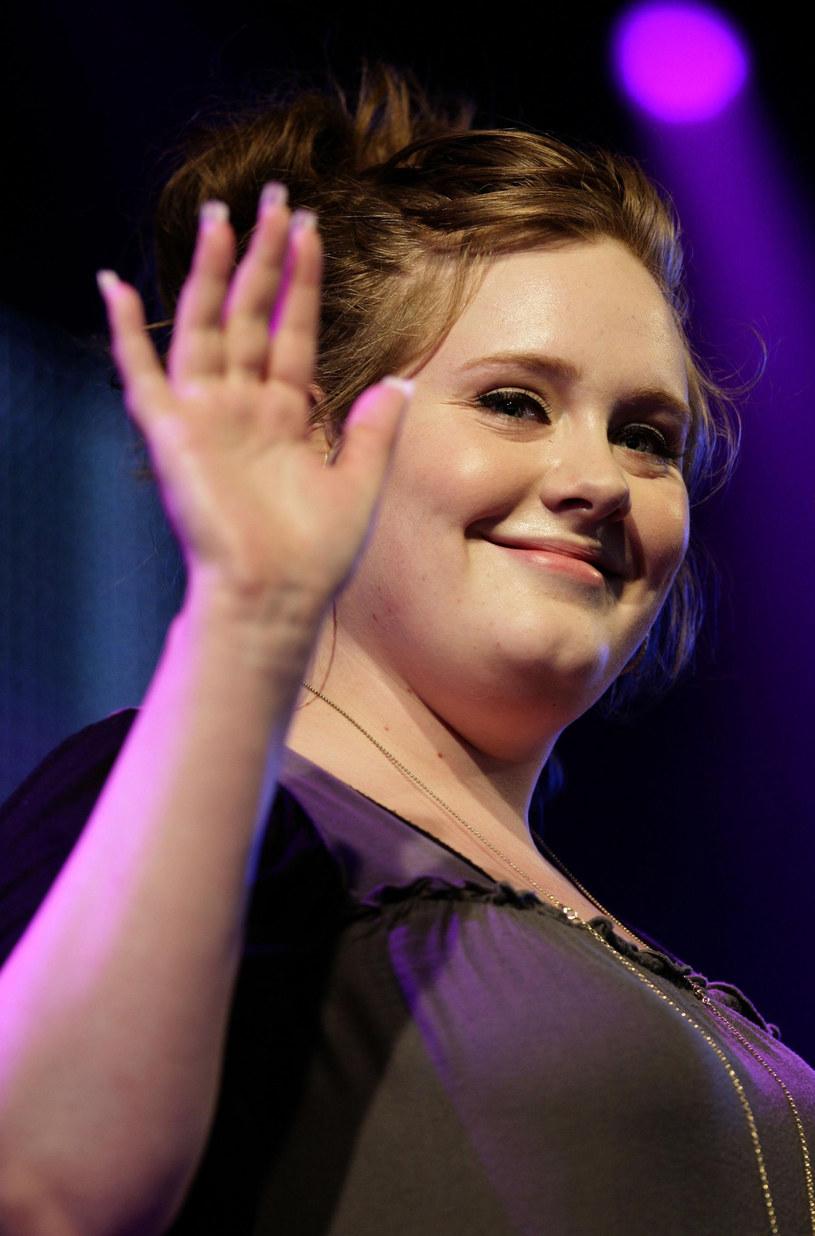 Adele na początku kariery /YUI MOK /Getty Images