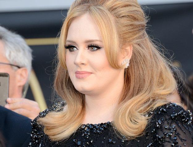 Adele nie chce mieć z ojcem nic wspólnego (fot. Jason Merritt) /Getty Images/Flash Press Media