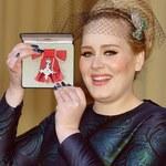 Adele odznaczona Orderem Imperium Brytyjskiego