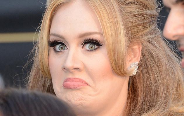 Adele ponoć znów jest singielką! /Jason Merritt /Getty Images