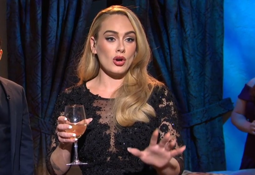 Adele w programie /materiał zewnętrzny