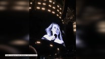 Adele zaatakowana przez komary podczas koncertu w Brisbane
