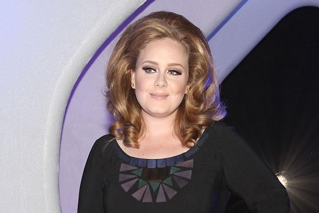 Adele zdobyła serca Amerykanów fot. Christopher Polk /Getty Images/Flash Press Media