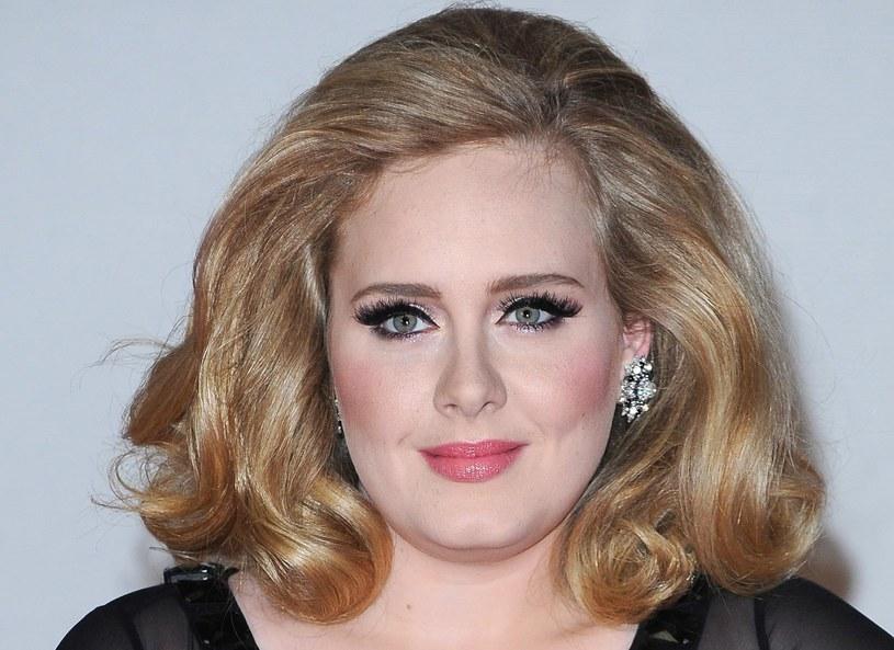 Adele /Paul Treadway /East News
