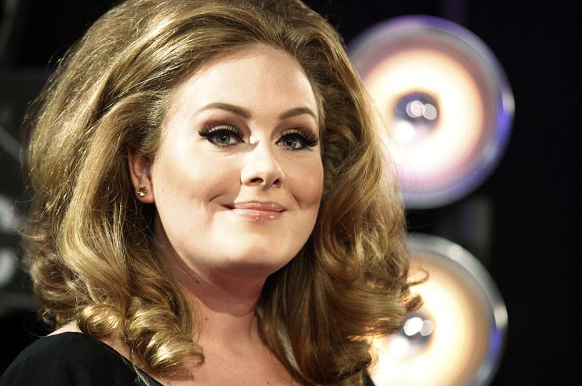 Adele /DANNY MOLOSHOK  /Agencja FORUM