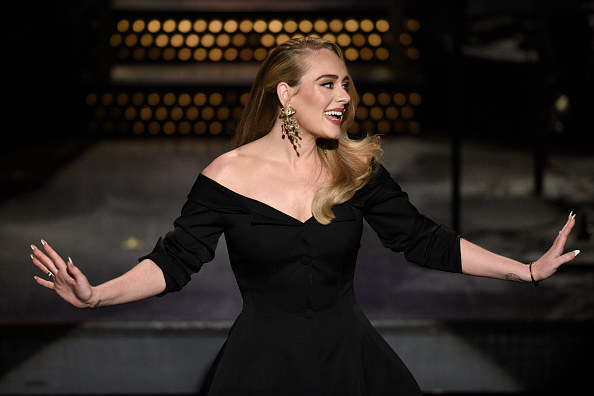 Adele /Will Heath/NBC/NBCU Photo Bank /Getty Images