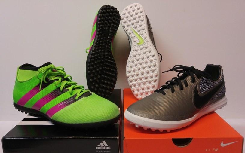 Adidas czy Nike? Dwaj giganci od lat konkurują ze sobą na rynku sprzętu sportowego /LG G4 /INTERIA.PL