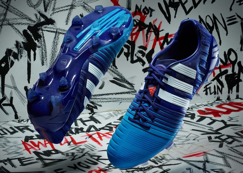 Adidas Nitrocharge /materiały prasowe