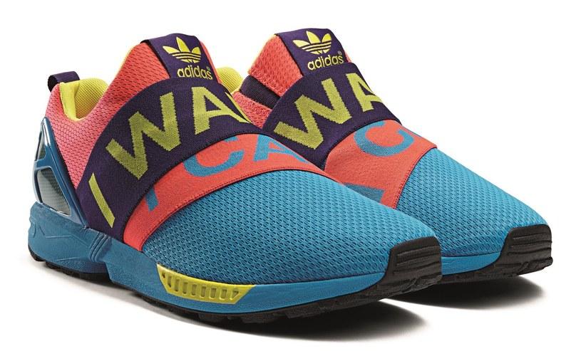 Adidas ZX Flux I want I can /materiały prasowe