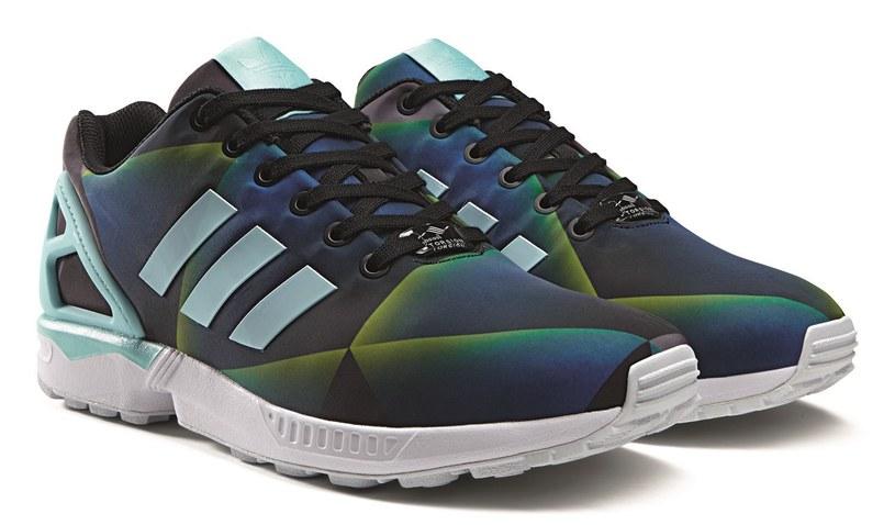 Adidas ZX Flux March Print Pack /materiały prasowe