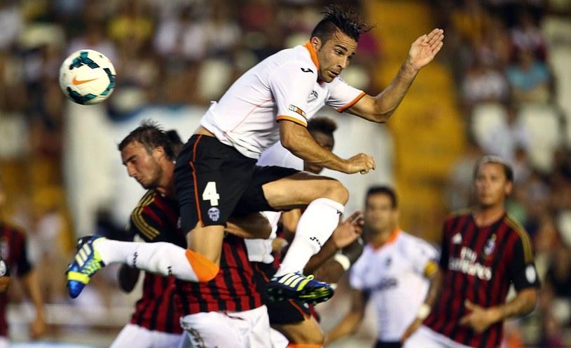 Adil Rami, piłkarz Valencii /AFP