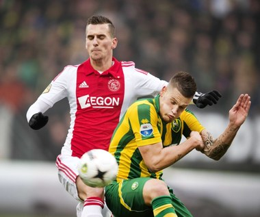 ADO den Haag - Ajax Amsterdam 1-1, Milik obrażany z trybun