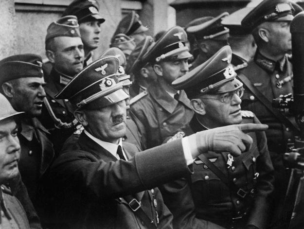 Adolf Hitler /Agencja FORUM