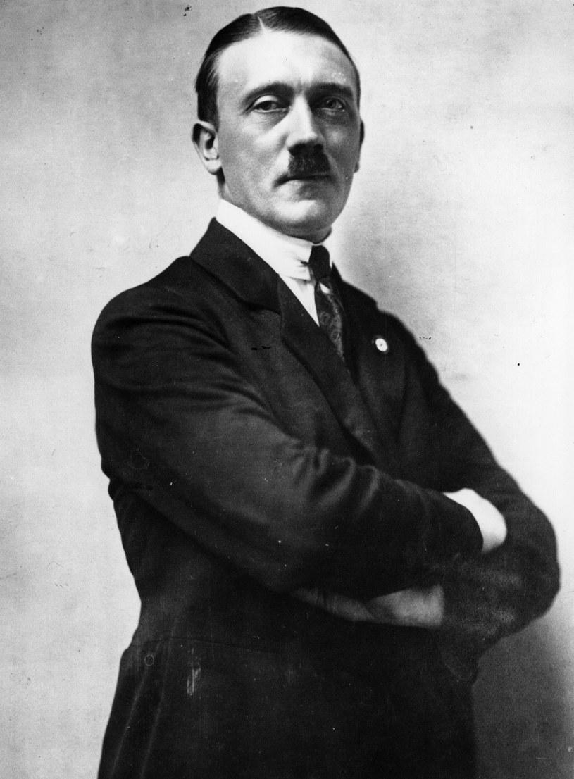 Adolf Hitler /Getty Images