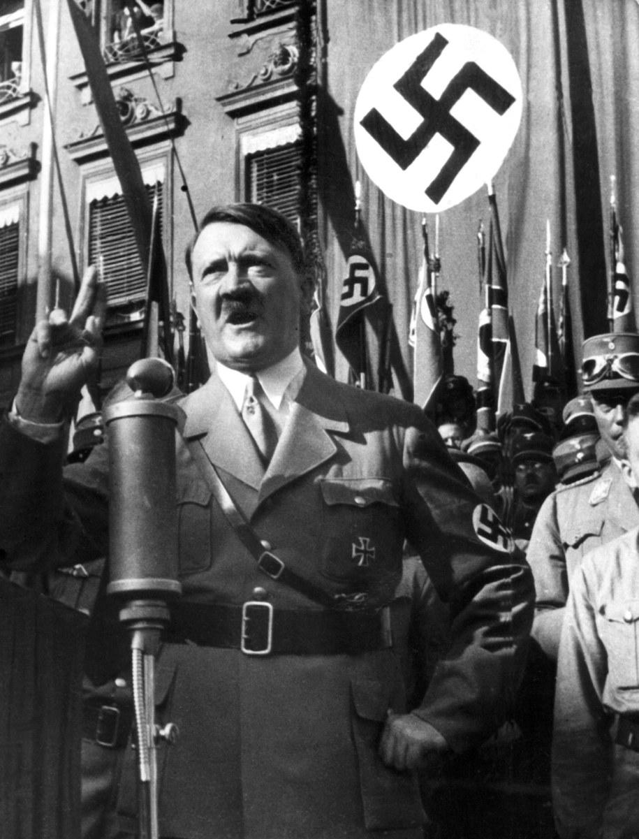 Adolf Hitler /DPA /PAP/EPA