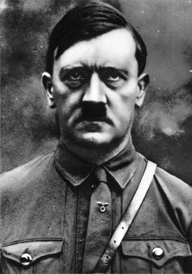 Adolf Hitler /PAP/CAF-ARCHIWUM /PAP/EPA
