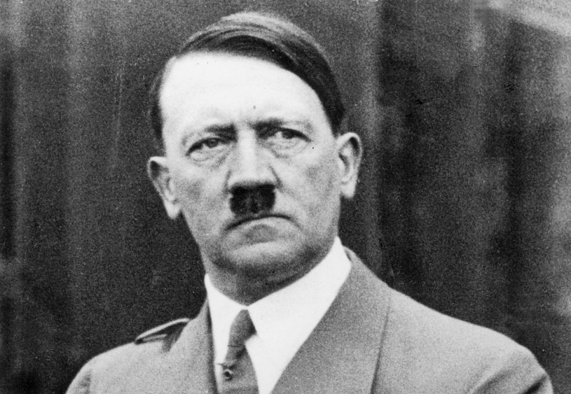 Adolf Hitler /SZ Photo / Scherl   /Agencja FORUM