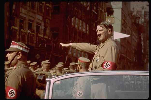 Adolf Hitler /Hugo Jaeger/Timepix/The LIFE Picture Collection /Getty Images
