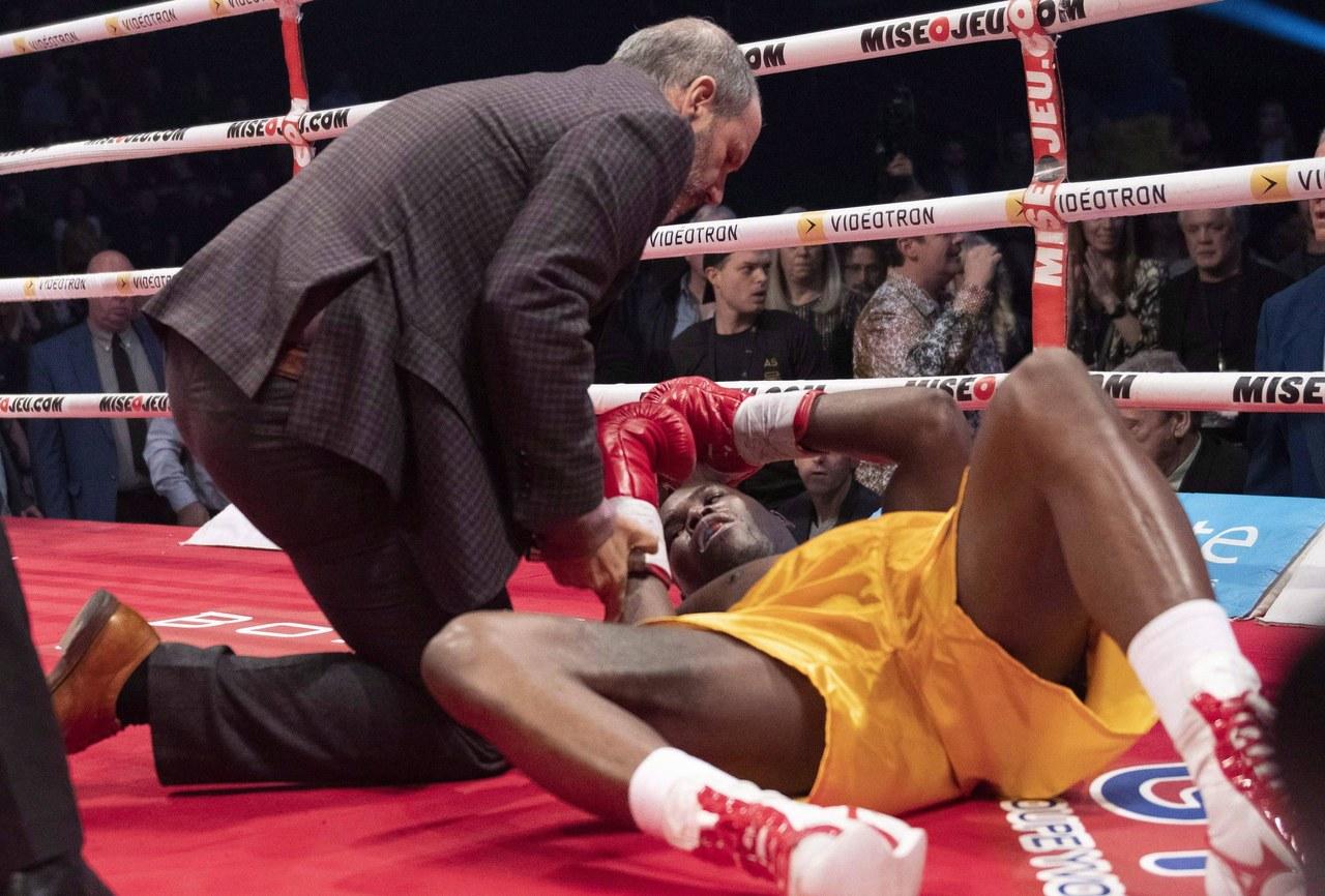 Adonis Stevenson wybudzony ze śpiączki! Po walce o pas był w stanie krytycznym