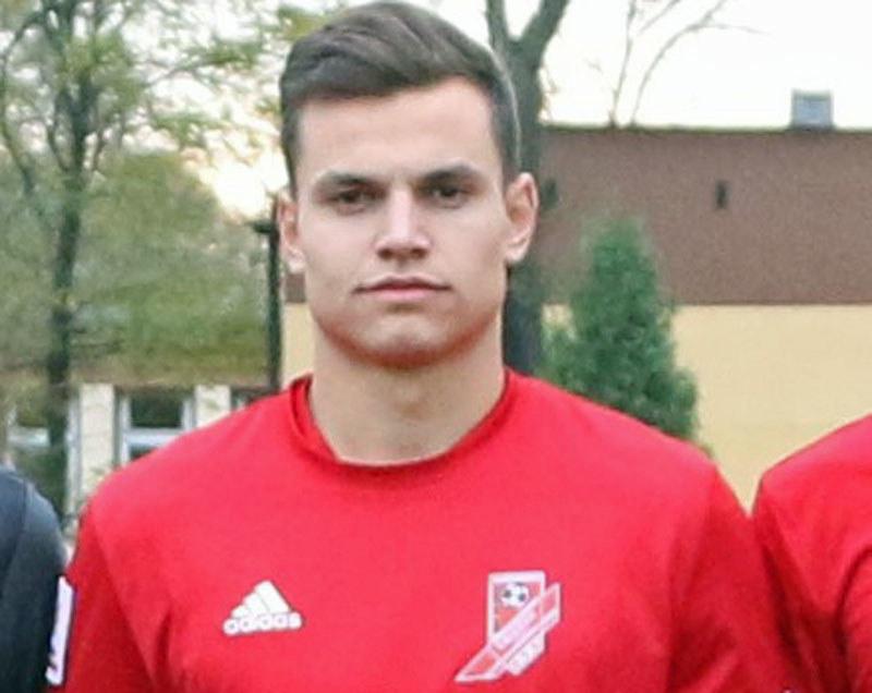 Adrian Gryszkiewicz ma wiosną grać w Górniku Zabrze / Fot. gwarekzabrze.eu /