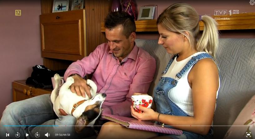 Adrian i Ilona /TVP /
