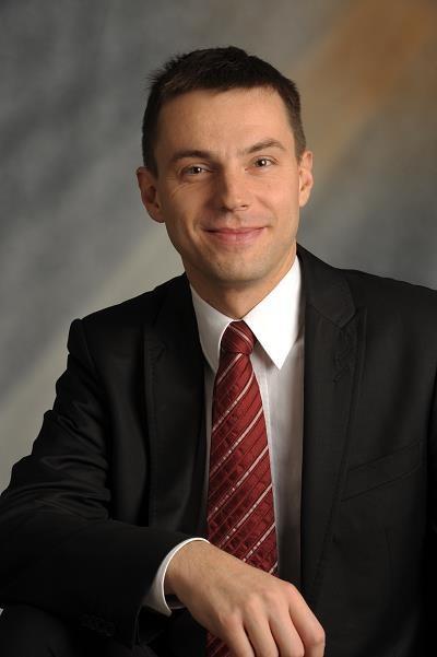 Adrian Kurowski, dyrektor Visa w Polsce /