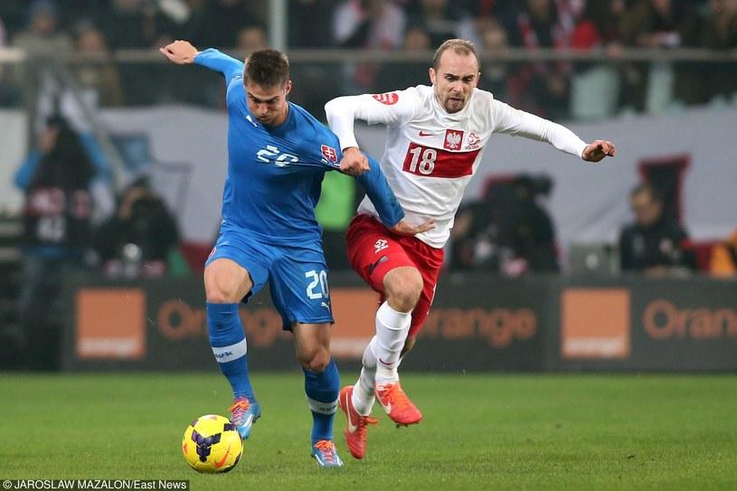 Adrian Mierzejewski /Jarosław Mazalon /East News