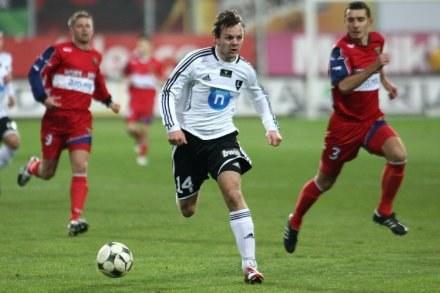 Adrian Paluchowski został ukarany przez klub /ASInfo