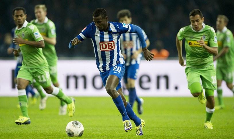 Adrian Ramos jest przymierzany do gry w Borussi Dortmund /AFP