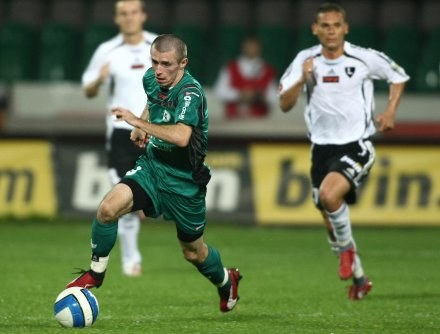 Adrian Sikora chce wyjechać /Agencja Przegląd Sportowy
