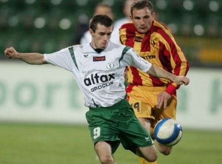 Adrian Sikora, fot: Łukasz Grochala /Agencja Przegląd Sportowy