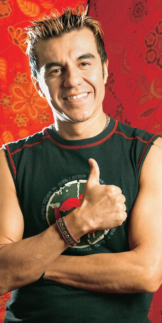 Adrián Uribe: Aktor zapewniał, że znajomość z Boyer nie przyczyniła się do jego rozwodu /materiały prasowe