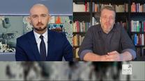 """Adrian Zandberg w """"Graffiti"""": Społeczne konsultacje najważniejsze"""