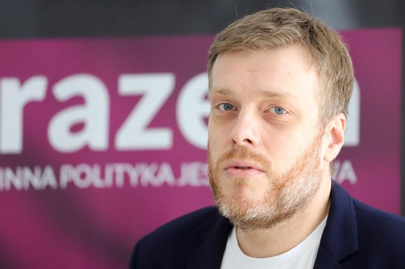 Adrian Zandberg /Tomasz Kudala /East News