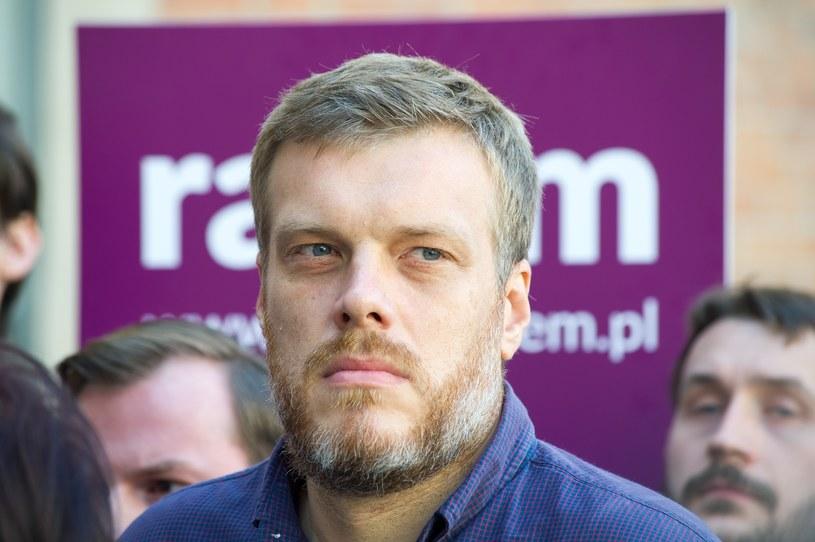 Adrian Zandberg /Wojciech Strozyk/ /Reporter