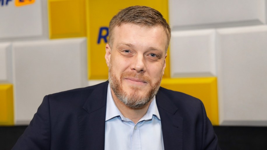 Adrian Zandberg /Michał Dukaczewski /Archiwum RMF FM