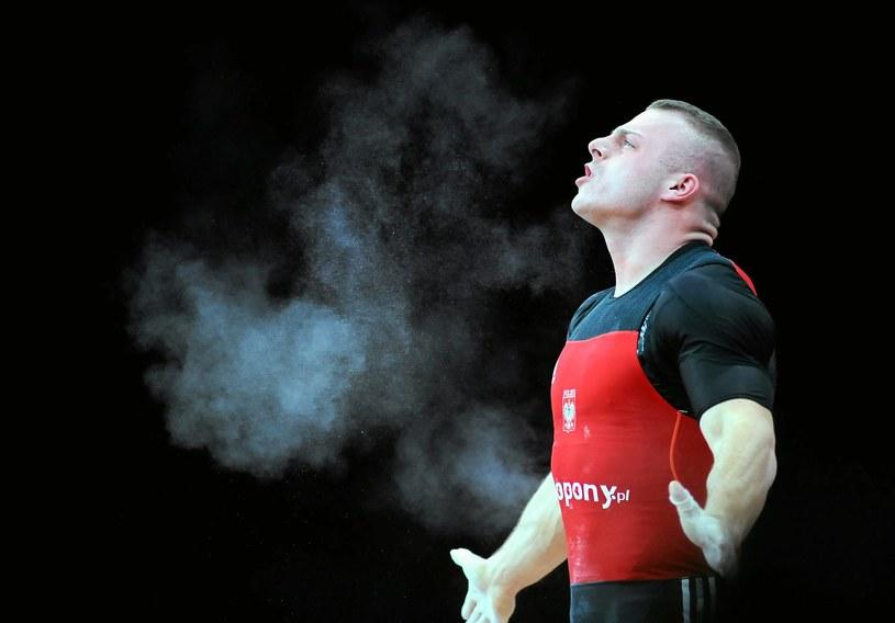 Adrian Zieliński wkrótce może otrzymać tytuł wicemistrza świata /Dawid Antecki /