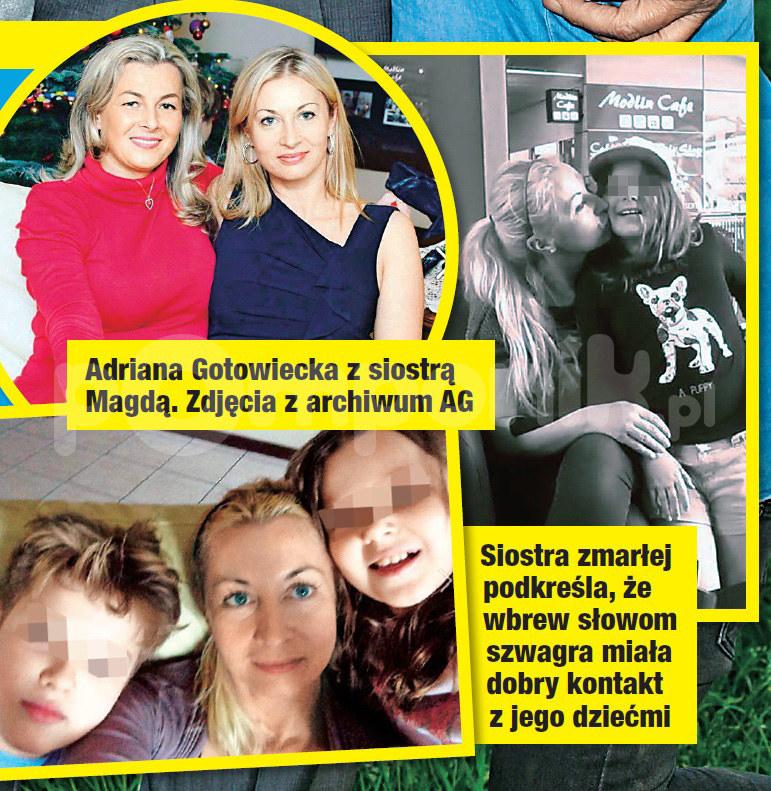 Adriana Gotowiecka twierdzi, że Jacek Borkowski jest najlepszym ojcem na świecie /Twoje Imperium