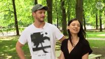 Adriana Kalska i Mikołaj Roznerski – razem w życiu i na planie