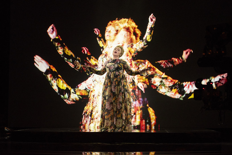 Adriana Kalska jako Adele /M. Zawada /Polsat