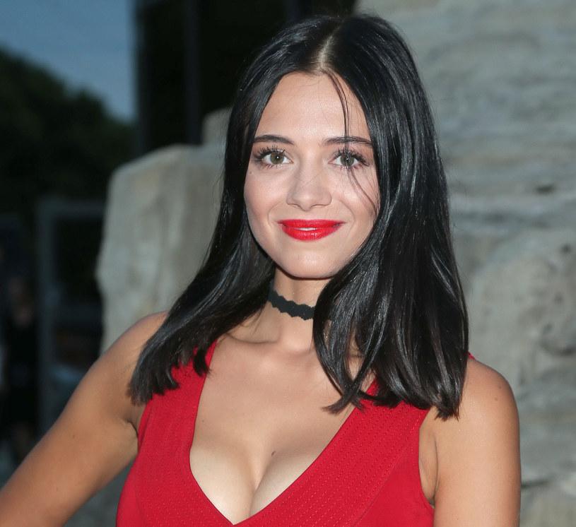 Adriana Kalska to aktorka młodego pokolenia, która ma coraz większe grono fanów /Paweł Wrzecion /MWMedia