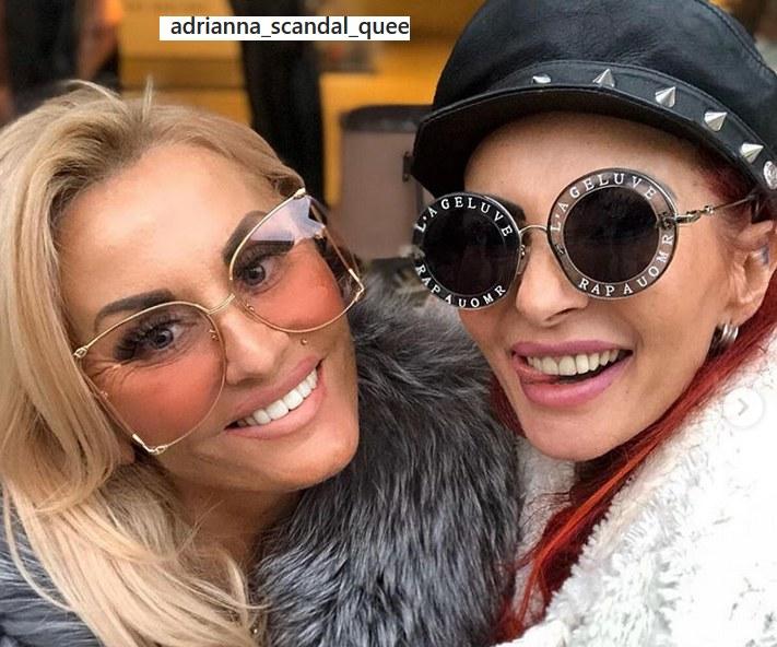 Adrianna Eisenbach to prawdziwa skandalistka /Instagram