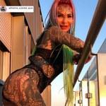 """Adrianna Eisenbach z """"Królowych życia"""" pokazała stare zdjęcie bez tatuaży!"""