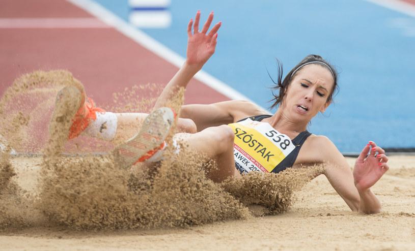 Adrianna Szóstak /Tomasz Jastrzebowski/Foto Olimpik /Newspix