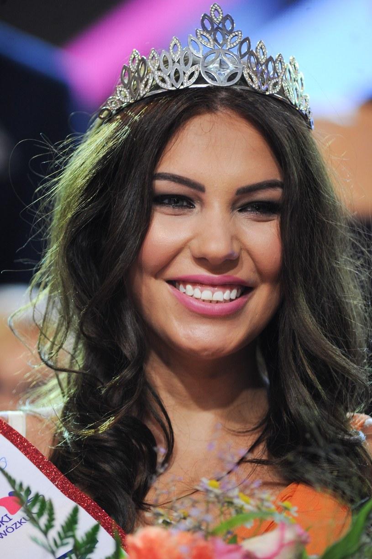 Adrianna Zawadzińska - Miss Polski na wózku /Daniel Gnap /East News