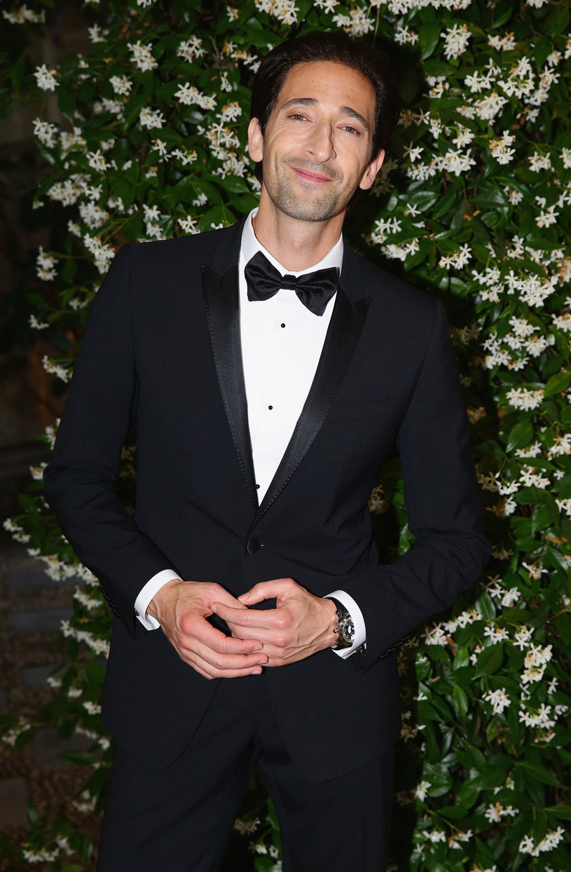 Adrien Brody /Getty Images